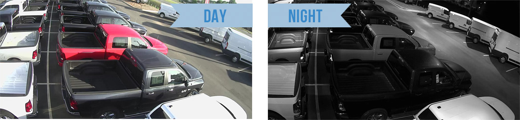 Day and Night Cameras