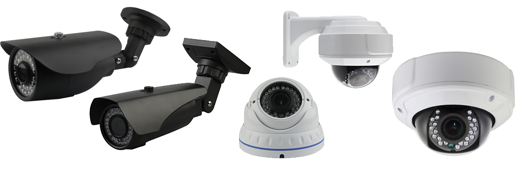 Internal and External Cameras